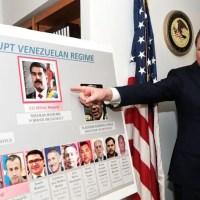 ¡¡Manos imperialistas fuera de Venezuela!!
