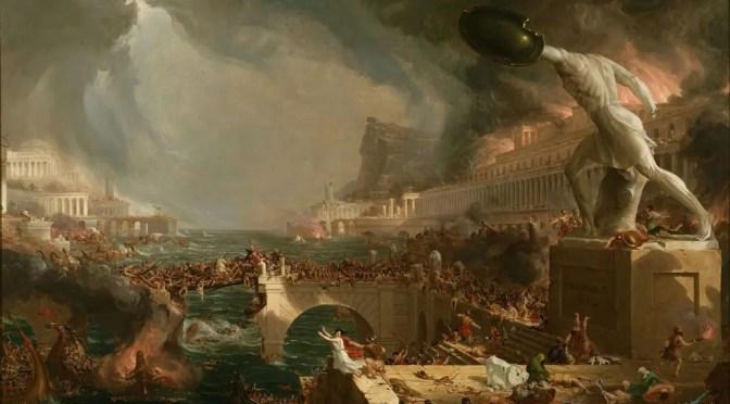 ¿Provocaron las epidemias la caída del imperio romano?