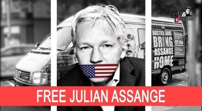 A un año del arresto de Julian Assange: el imperialismo lo quiere muerto