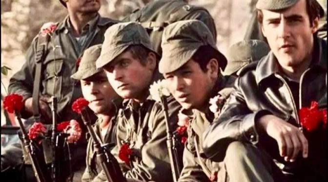 Portugal, 25 de abril de 1974: «La Revolución de los Claveles»