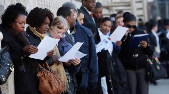 EEUU: los desempleados suman 26 millones en 5 semanas