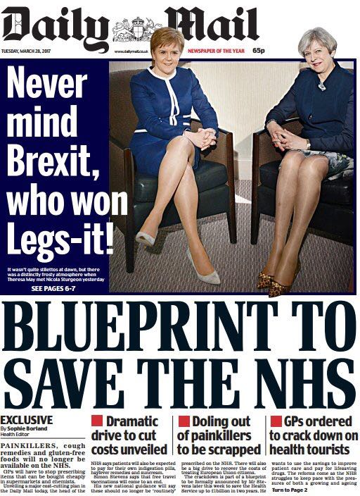 Brexit-legins