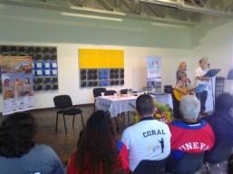 IV Encuentro de poetas y escritores del estado Bolívar