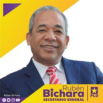 Dirigentes del PLD en la Línea Noroeste respaldan a Rubén Bichara para la Secretaría General