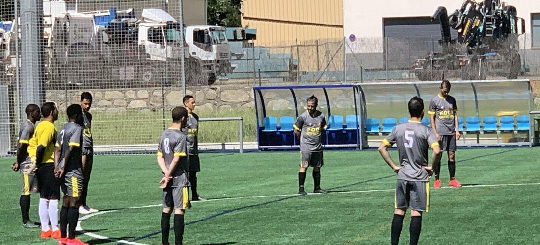 El FC Ordino es presenta amb 9 a jugar davant l'Engordany
