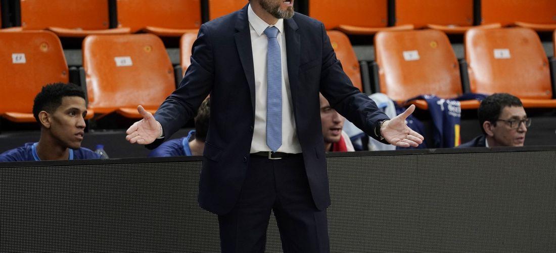 """Ibón Navarro: """"Farem un equip per tornar a ser competitius"""""""