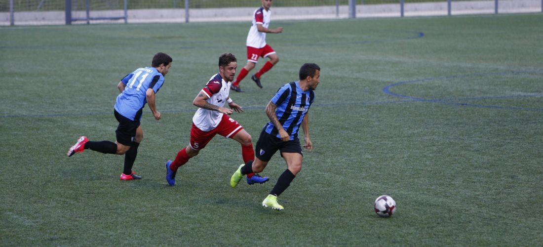 El Vallbanc pot reduir a 1 punt la diferència de l'Inter