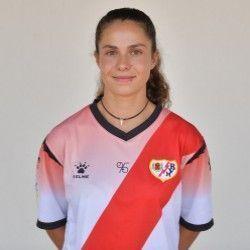 Teresa Morató  jugarà a primera divisió amb el Rayo femení