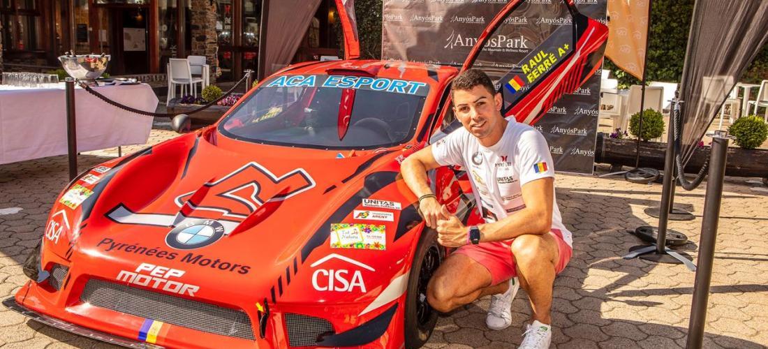 Raul Ferré guanya les dues curses del cap de setmana i Edgar Montellà queda tercer en la categoria CM