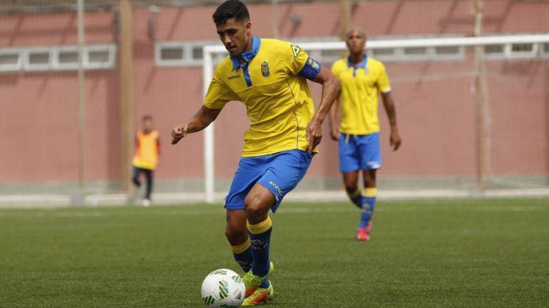 Borja Herrera, nou jugador de l'FC Andorra