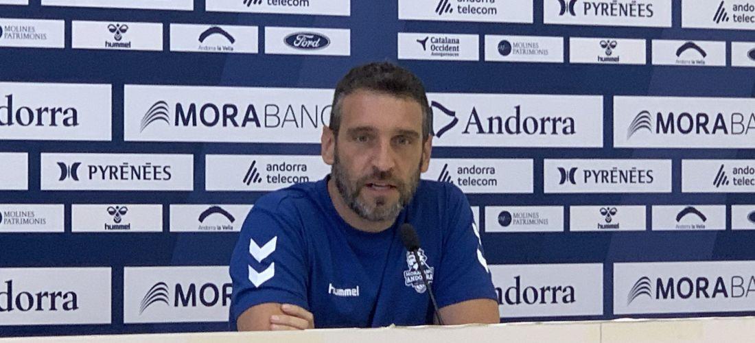 El Morabanc Andorra comença els entrenaments
