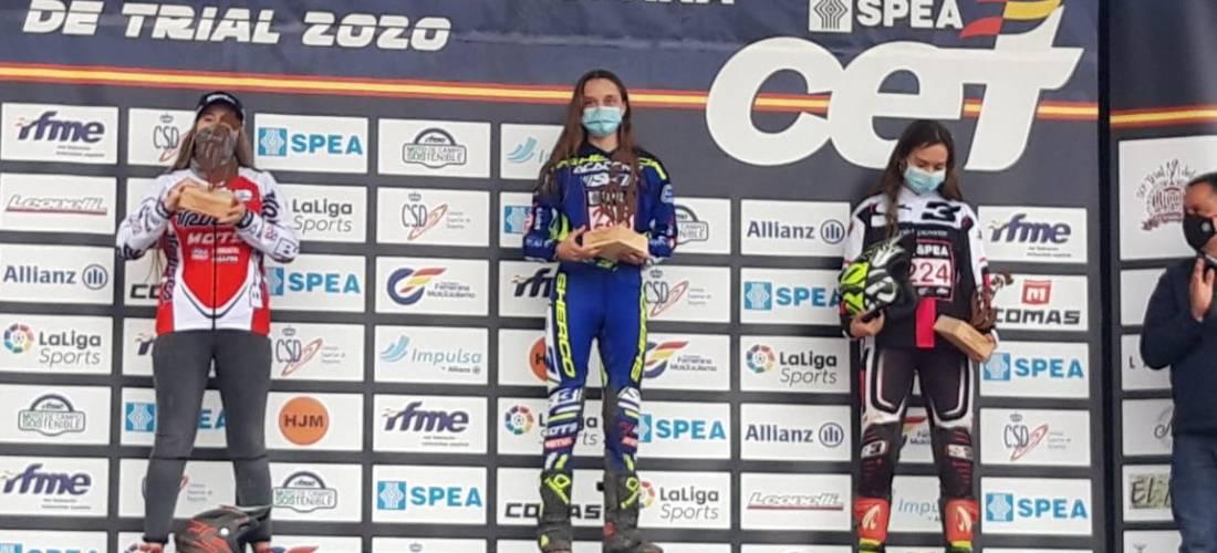 Laia Pi, triomf a la primera jornada del CET de Ripoll