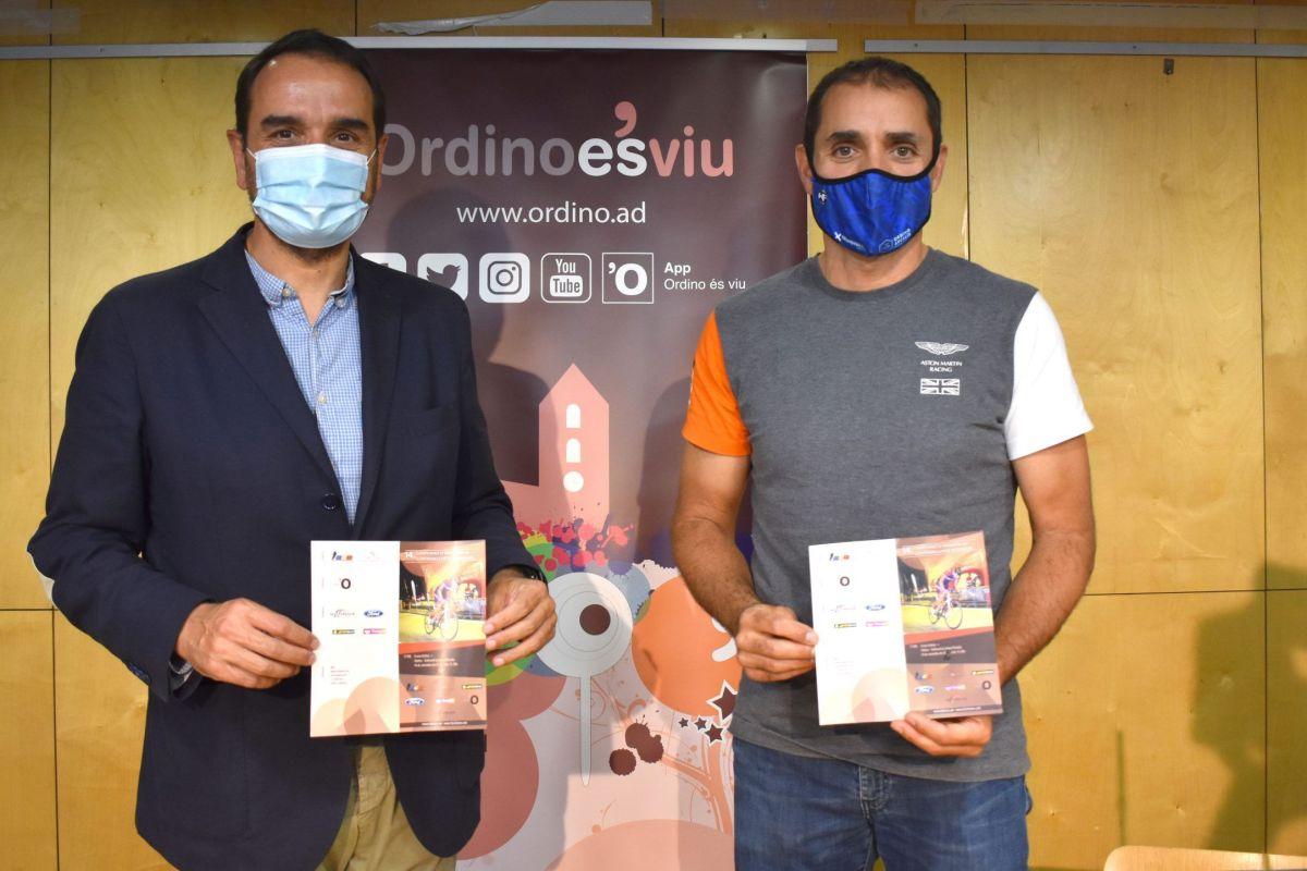 Ordino acollirà dissabte el Campionat d'Andorra de Contrarrellotge Individual