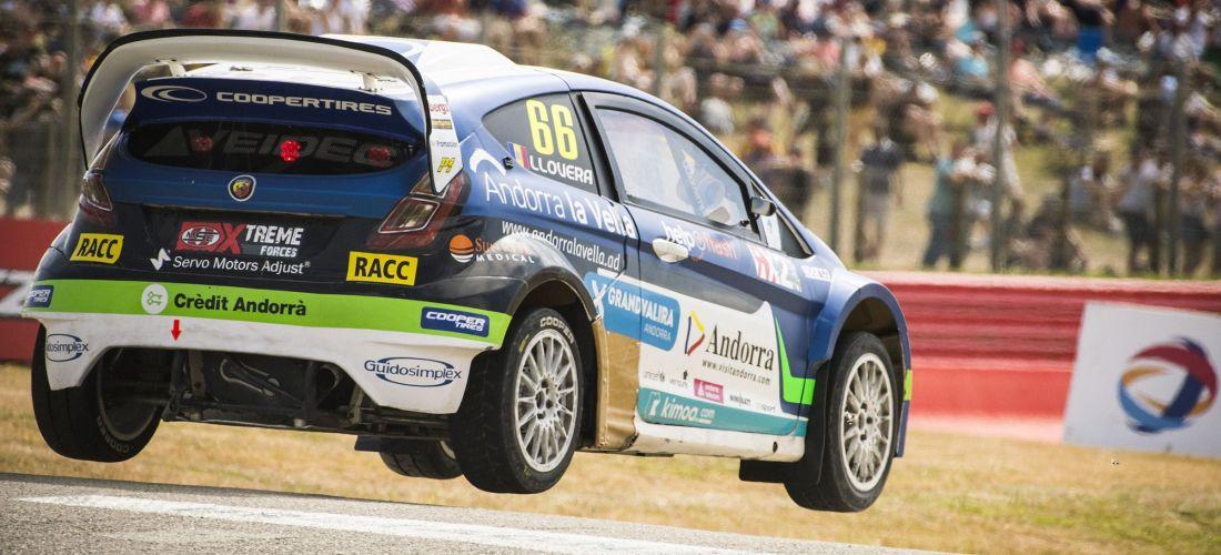 Albert Llovera no participarà en el RX2 2020