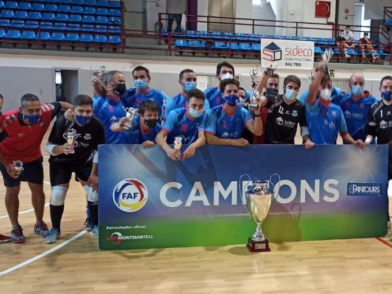 La Covid-19 posposa la Champions del Sideco FC Encamp fins al novembre