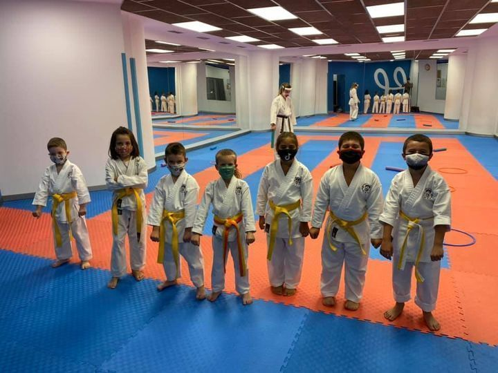 """Arrenca la """"nova temporada"""" 2020-2021 per Karate Xavi Andorra"""