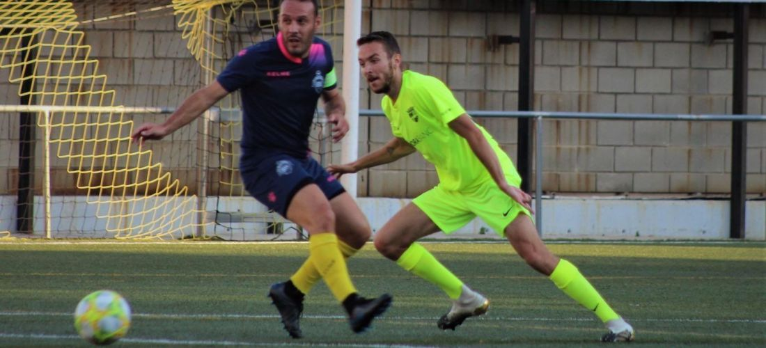 Contundent victòria de l'FC Andorra 0-5 davant la Montanyesa