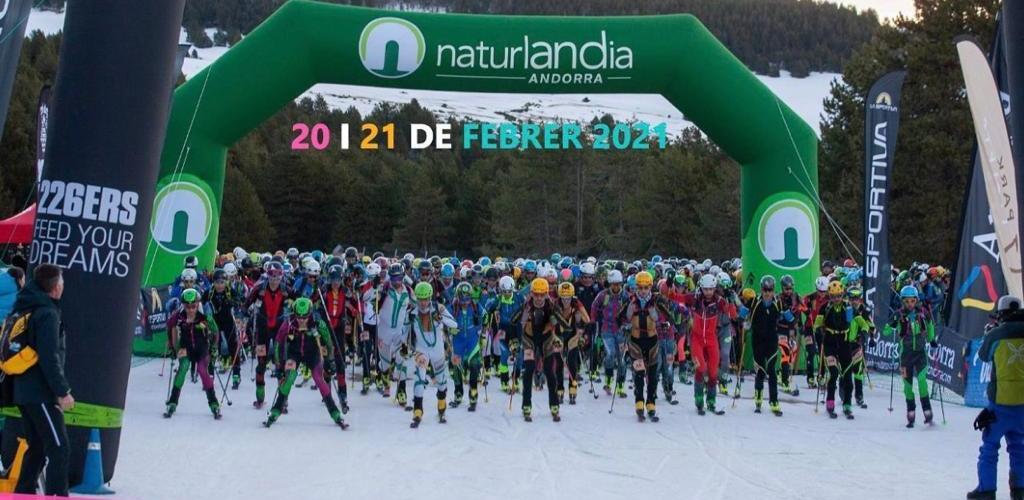 La Sportiva Andorra Skimo els 20 i 21 de febrer del 2021