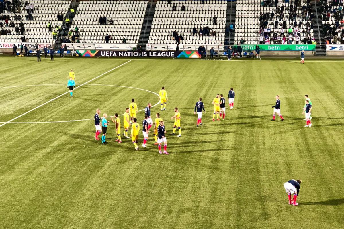 Andorra cau 2-0 davant Illes Feroe