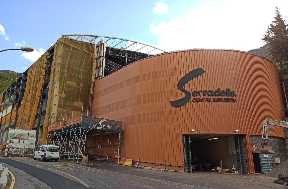El Comú d'Andorra la Vella vol iniciar quan abans millor, les obres de reconstrucció de Serradells