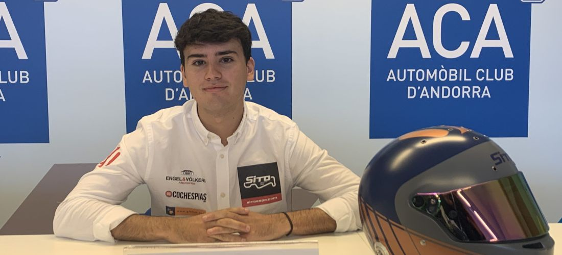 Àlex Español nou membre del projecte Joves Pilots de l'ACA Esport