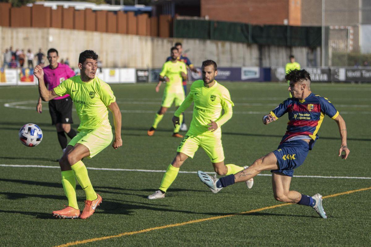 L'FC Andorra empata 0-0 al camp del Llagostera