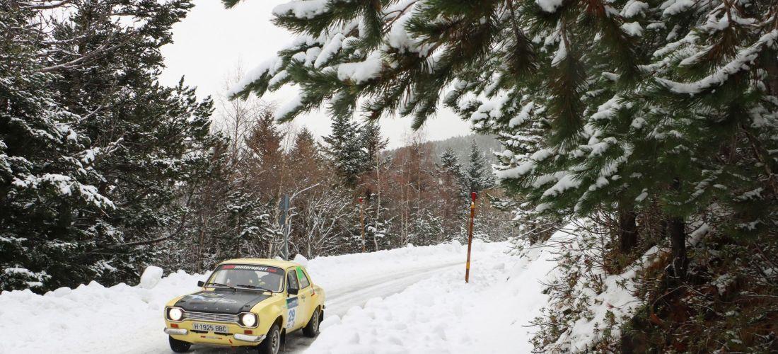 L'Andorra Winter Rally, cancel·lat