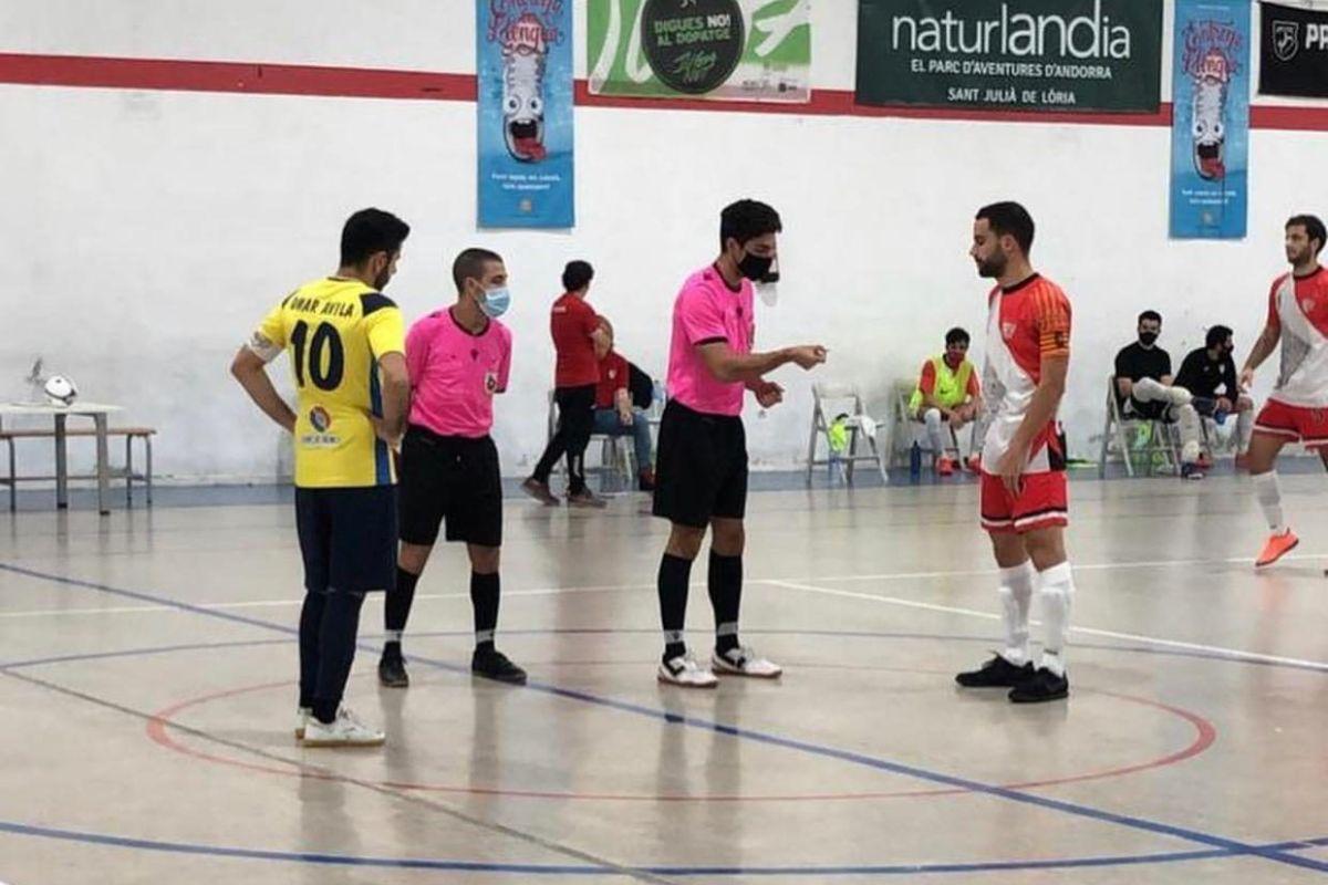 El CESJ guanya 3-2 el FS Sant Sadurni