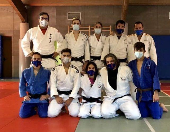 Èxit de la concentració de Tots Sants de l'equip nacional de judo