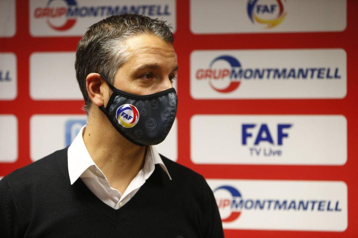 Talin Puyalto, nou seleccionador nacional de futbol sala