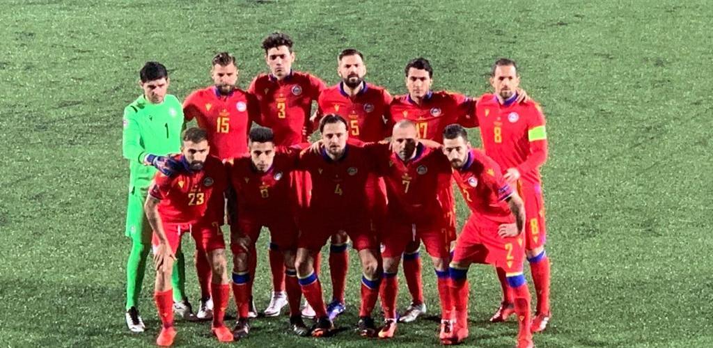 El camí a Qatar 2022 de l'Andorra de Koldo Àlvarez de Eulate