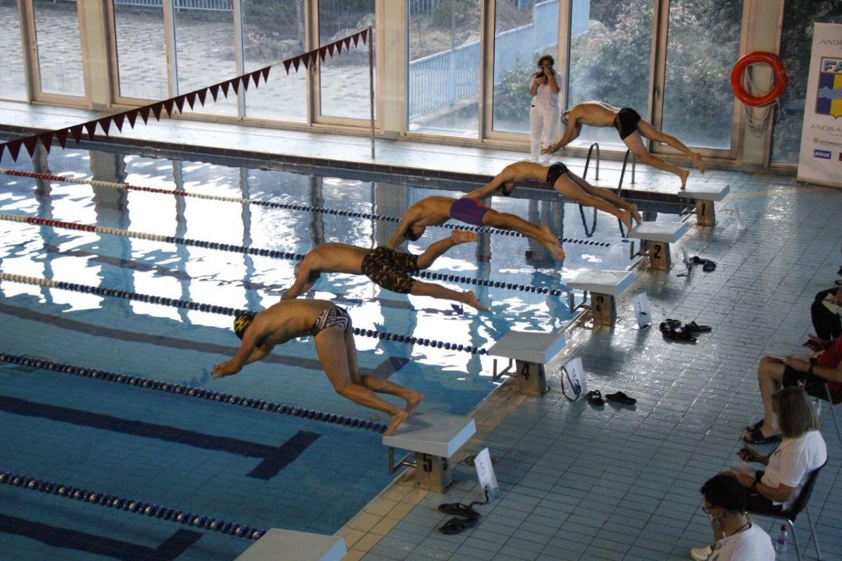 Tornen les competicions de natació a Andorra