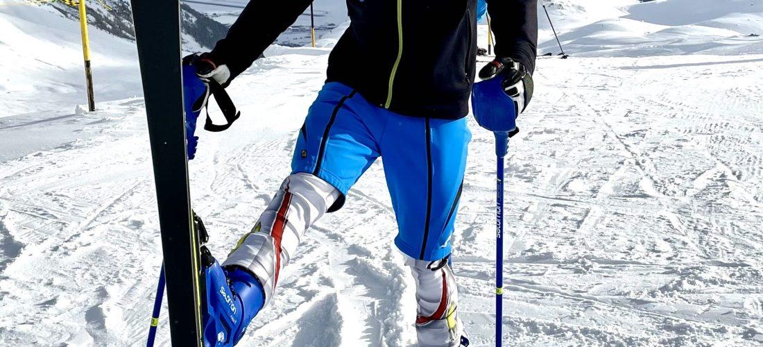 Roger Puig comença la temporada a St. Moritz