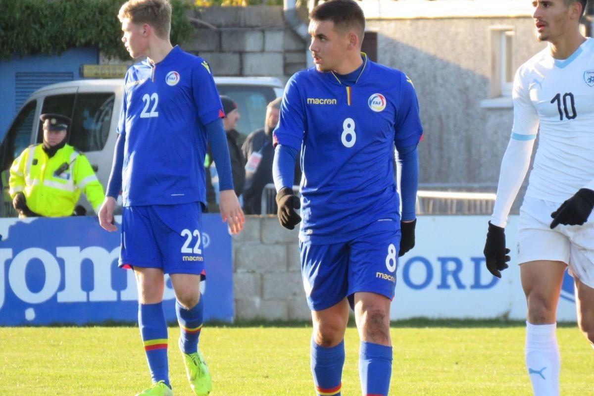Suspesa la classificació per l'Europeu de l'U17