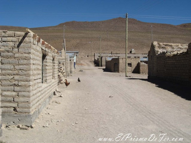 Comunidades en el circuito Salar de Uyuni