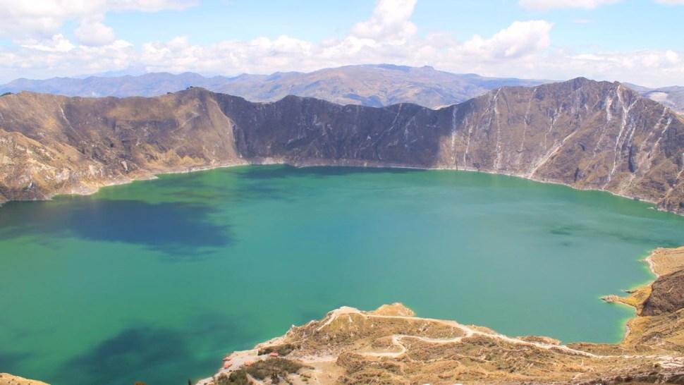 Como ir a la Laguna de Quilotoa por tu cuenta
