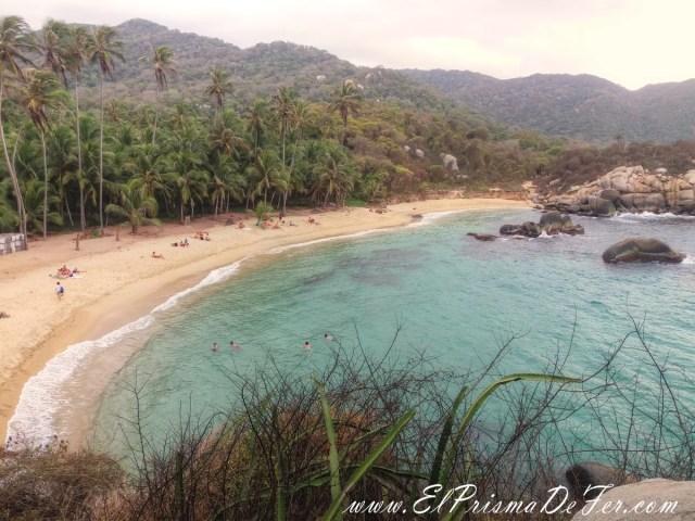 Vista desde el Mirador Cabo San Juan