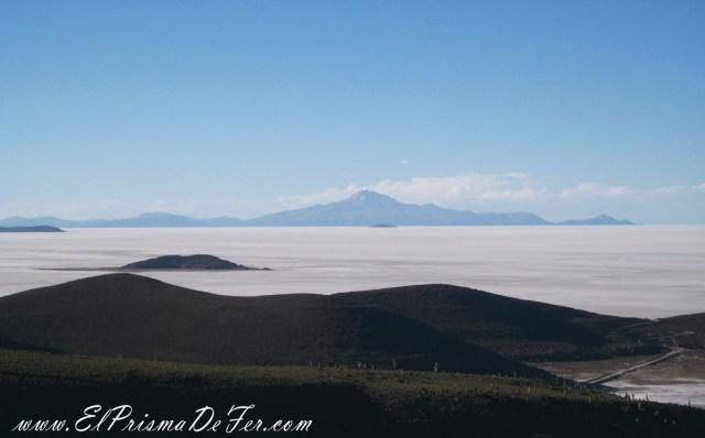 Mirador del Salar de Uyuni - Bolivia