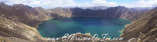Laguna de Quilotoa - Ecuador