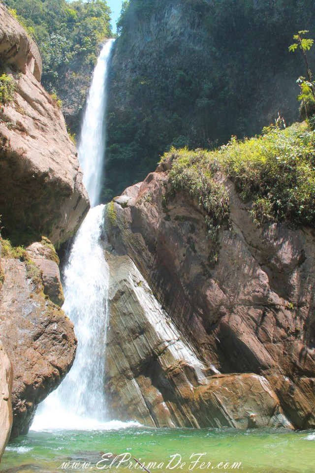 Cascadas Machay