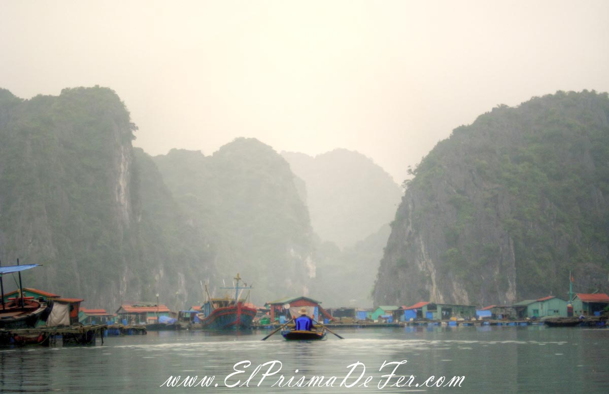 Bahía de Ha-Long - Vietnam