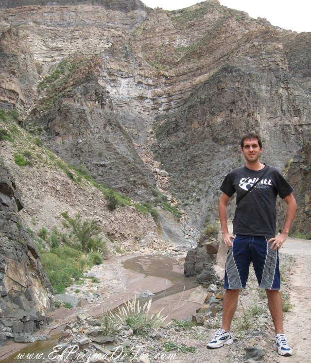 En el Cañón del Atuel