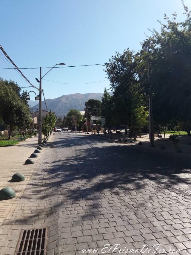 Plaza de Armas, San Jose de Maipo