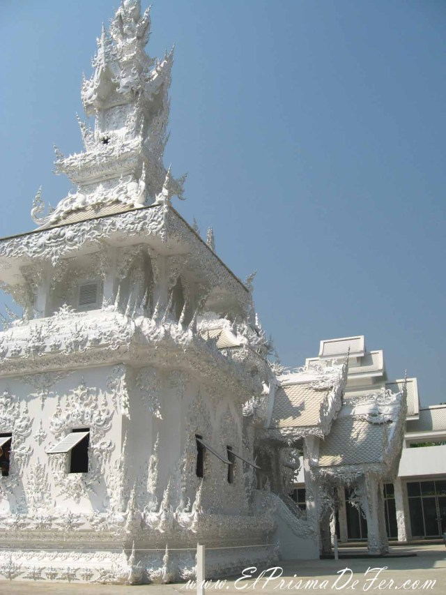 Otros anexos al Templo
