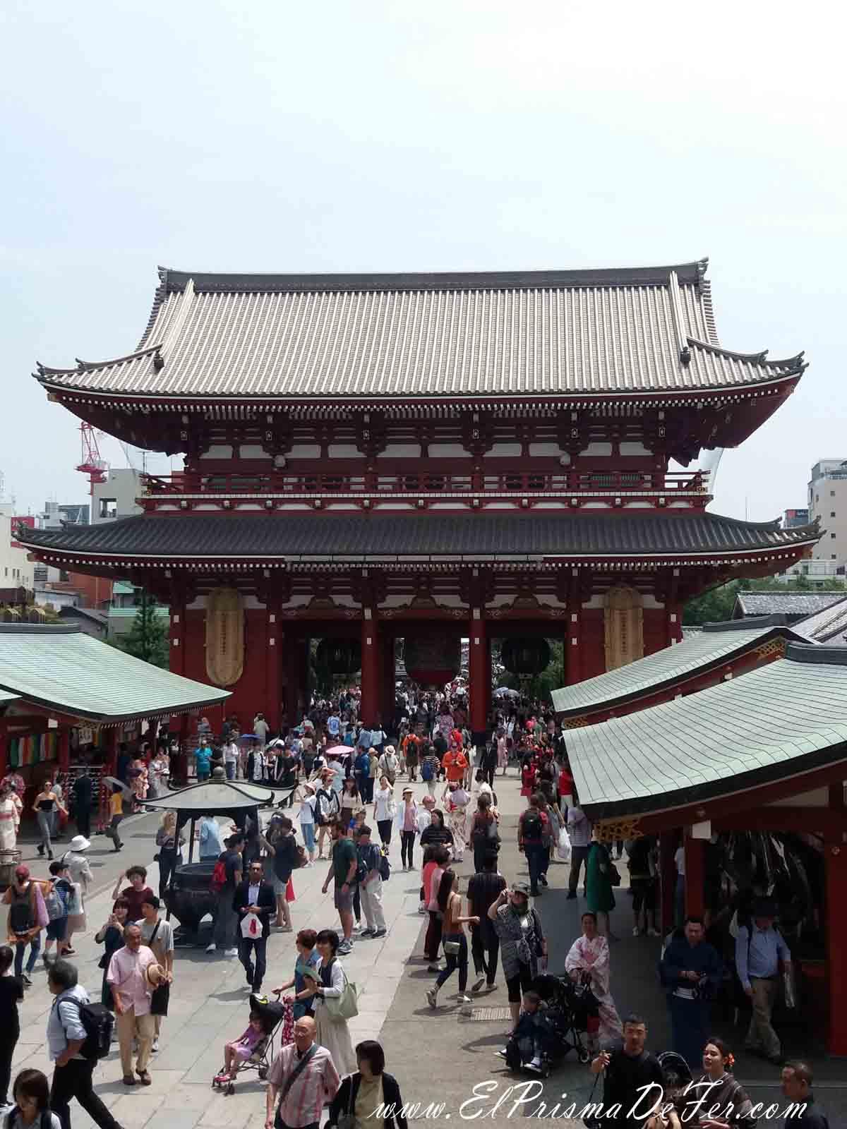 Templo de Asakusa