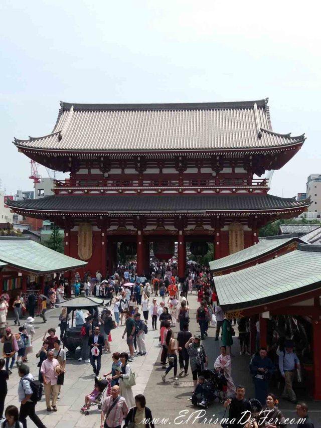 Templo Senso-Ji, Asakusa - Tokyo