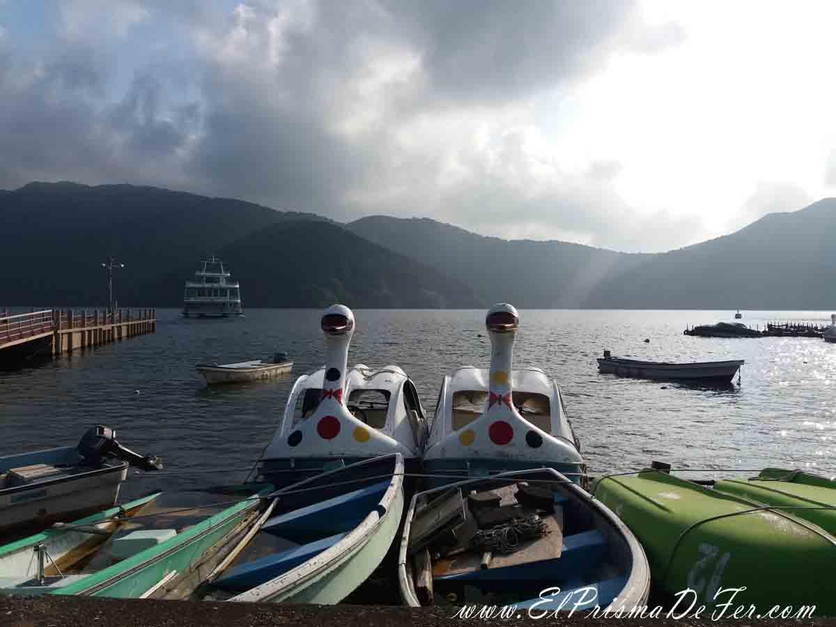 Lago de Hakone