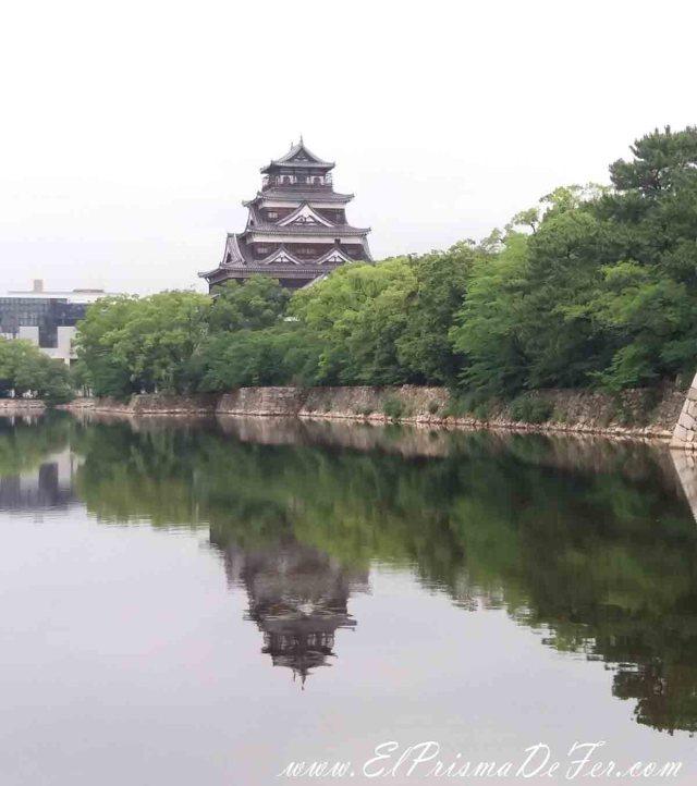 Castillos de Japón: Hiroshima
