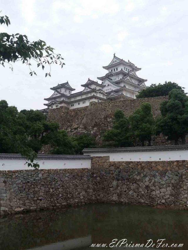 Castillos de Japón: Himeji