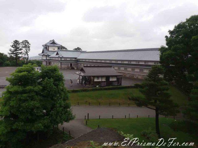 Fortificación de Kanazawa
